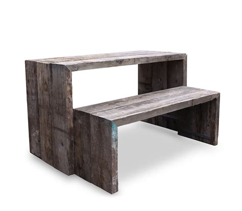 bench company profile recycled table with bench seating style matters