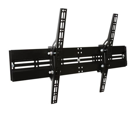 Promo Tv Bracket Adjustable Up And 1 4m Thick 400 X 400 Pitch Te b tech btftc 4m l chr ceiling mounts