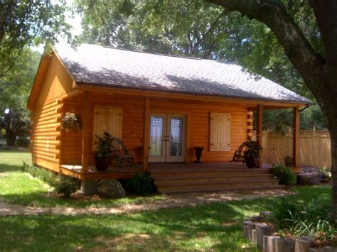 cottages to build louisana cabin company home