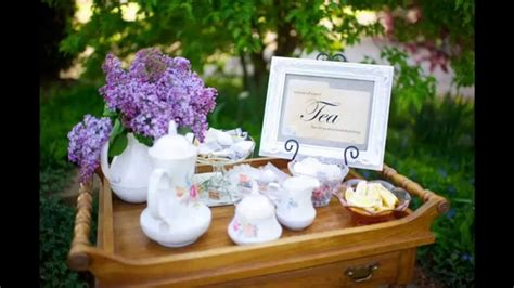 garden tea ideas garden tea design decorations ideas