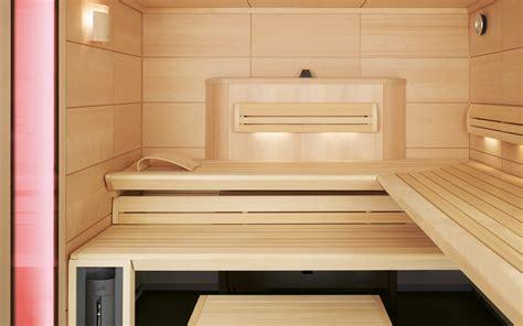 klafs sauna sauna lounge schick stilvoll und individuell