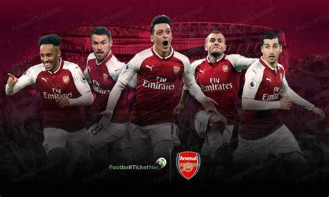 arsenal fc 2017 arsenal tickets 2017 2018 season football ticket net