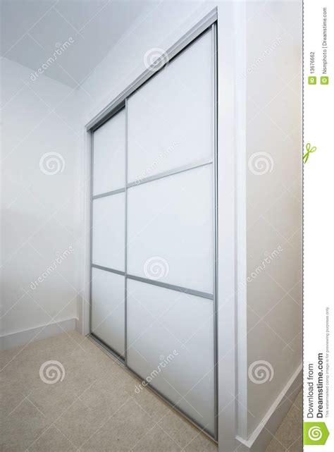large built  wardrobe stock photography image