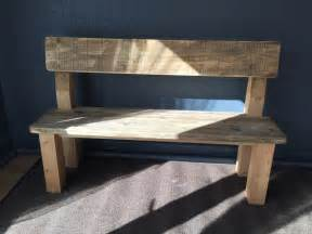 Dining Table With Bench With Back Handcrafted Dining Table Benches
