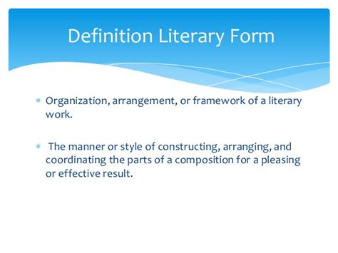 biography meaning in literature style and form in english literature