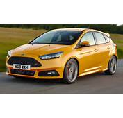 Ford Focus ST Gets A Facelift  Car News CarsGuide