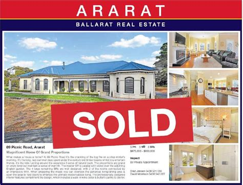 House Sale Prices Records Ararat Sets New House Sale Price Record The Wimmera Mail Times