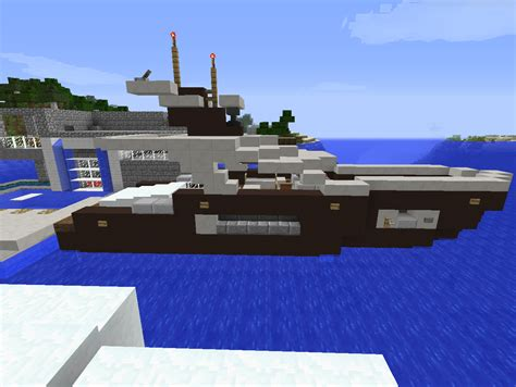 minecraft house boat image minecraft boat house download
