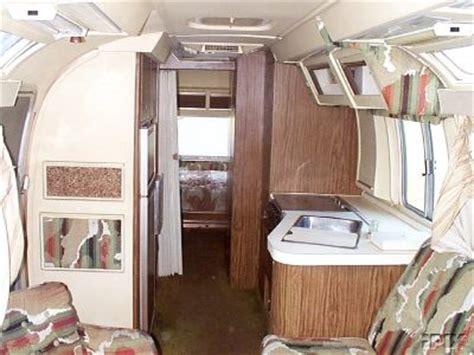 ViewRVs.com   1978 Airstream Argosy 28 Motorhome (C)