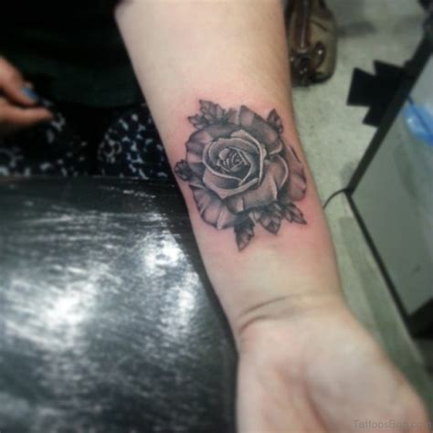 rose tattoo on the wrist 52 wrist colorful rose tattoo designs
