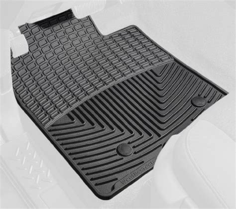 weathertech all weather floor mat for select honda fit