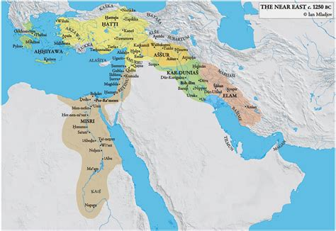 map of ancient near east this gives us a better idea of the locations of byblos