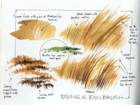 watercolor grass tutorial 22284 grass how to paint1 jpg 500 215 374 pixels art