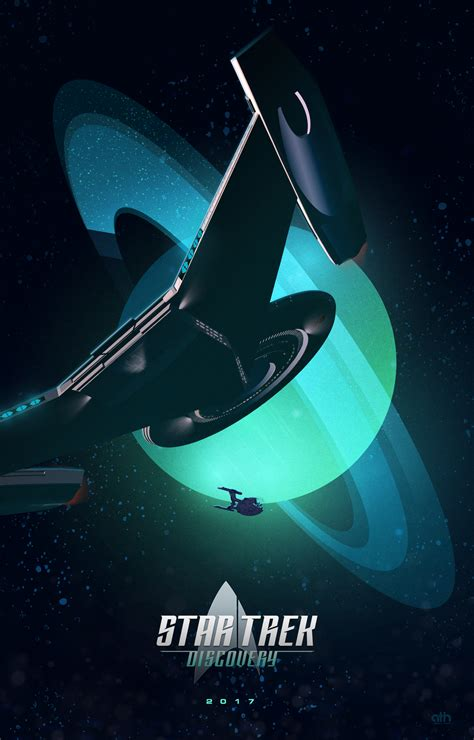 Interesting Angles uss discovery ncc 1031 by geekfilter on deviantart