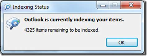 Outlook Not Searching Emails Properly How To Fix Outlook 2007 Search Problems