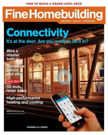 issue 190 fine homebuilding issue 249 feb mar 2015 fine homebuilding