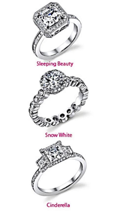 disney adds princess themed rings to wedding line ny