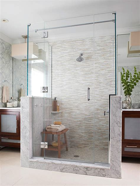 bathroom her bench seating for walk in showers