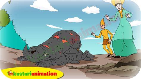 dongeng rakyat malin kundang kastari animation official