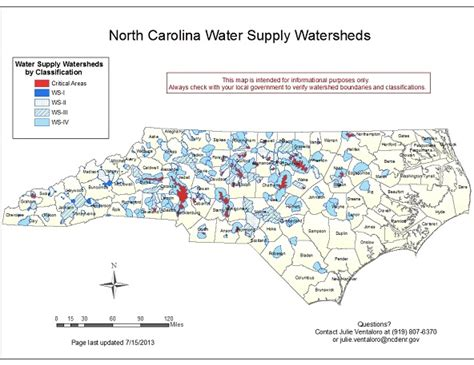 supply carolina map nc deq water supply watershed protection program
