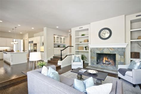 casual home living rooms white orchid interiors