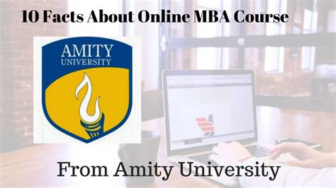 Trending Mba Courses by Amity Mba 10 Things You Must Distance