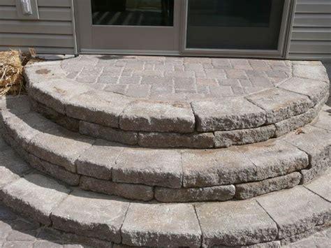 Patio Door Steps Back Door Steps Living Walls Commercial Properties Pavers Gardens Steps