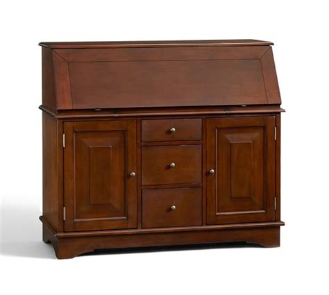 Graham Secretary Desk Large Pottery Barn Graham Desk