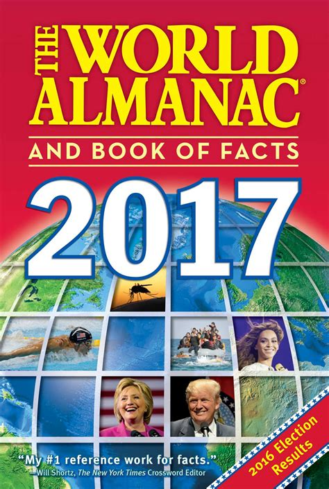 news follies of 2017 books the world almanac and book of facts 2017 book by