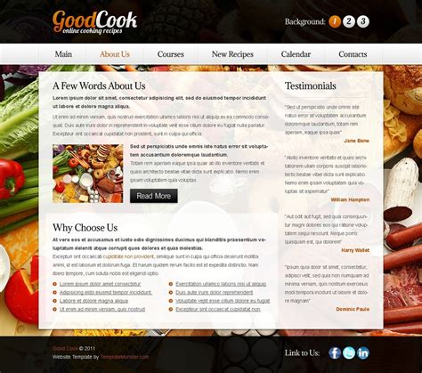 cookbook index template fotos 60 gt gt chef cookbook for