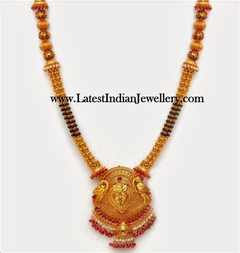 traditional mangalsutra with black traditional black mangalsutra haram