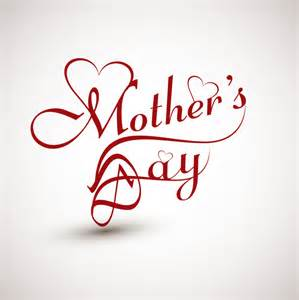 beautiful mothers day text concept card colorful background free vector in encapsulated