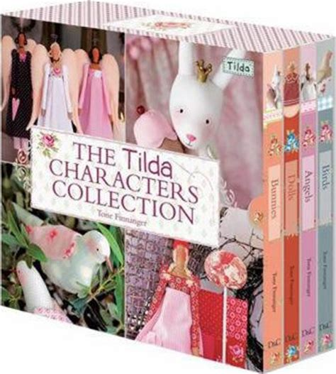 tilda sewing by for the of fabrics books the tilda characters collection