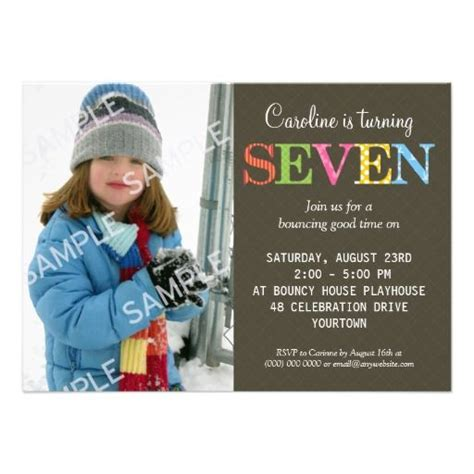 children s 7th birthday invitation wording 7th birthday invitation wording birthday invitation for birthday