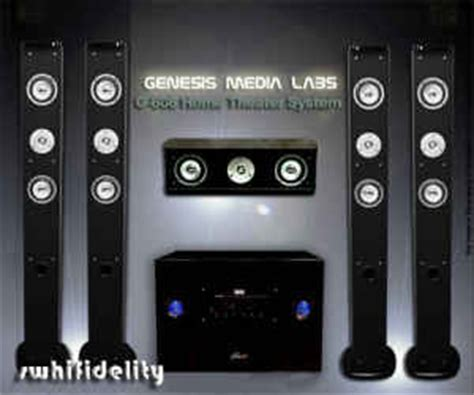 genesis g 608 home theater system msrp 4 799 00 loud