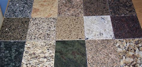 Different Kinds Of Countertops by Five Inc Countertops 11 Types Of