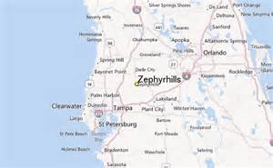 where is zephyrhills florida on the map zephyrhills weather station record historical weather