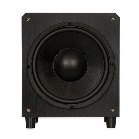 Subwoofer Untuk Home Theater blue octave fs10 powered 10 quot subwoofer home theater front firing sub ebay