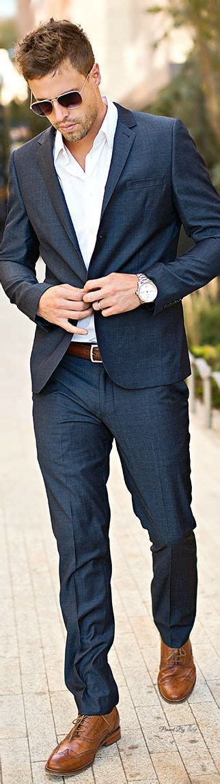 best 25 black suit brown shoes ideas that you will like 3 suit no tie your