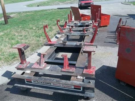 celette bench used celette bench for sale fs blackhawk frame bench