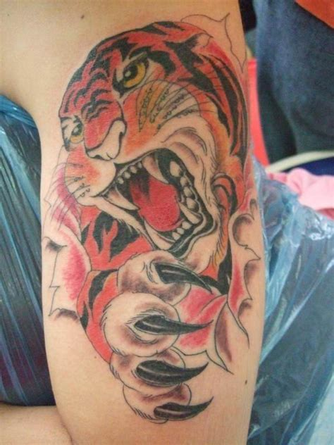 cool tiger tattoo designs tiger designs gallery