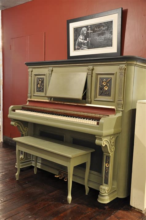 chalk paint ontario painted piano with chalk paint by my mackenzie