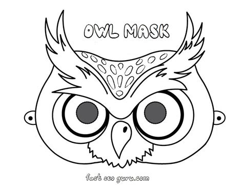 owl coloring pages preschool search results for printable owl pattern calendar 2015