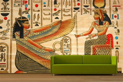 ancient egyptian home decor ancient egyptian wall decor home design ideas large