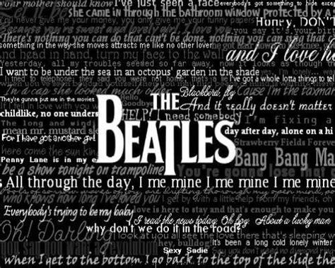 beatles lyrics beatles lyrics who i am or wish to be