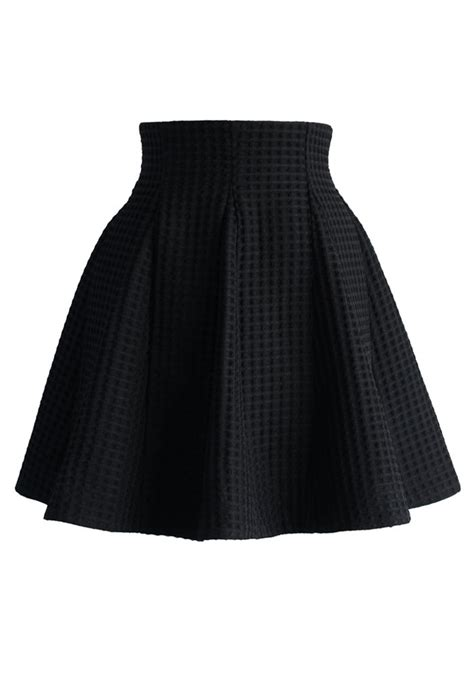 Dress Wafle 1000 ideas about black skater skirts on black