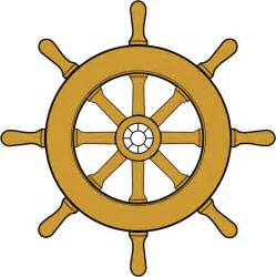 Steering Wheel For Sailboat When Did The Dhamma Wheel Become A Boat Wheel Dhamma Wheel