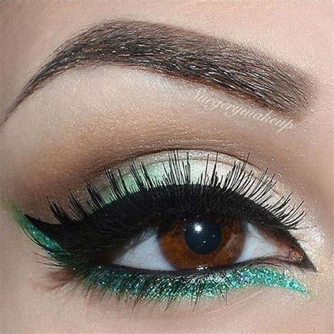 what color eyeliner for green 10 green eyeliner looks ideas 2016 eye liner for green