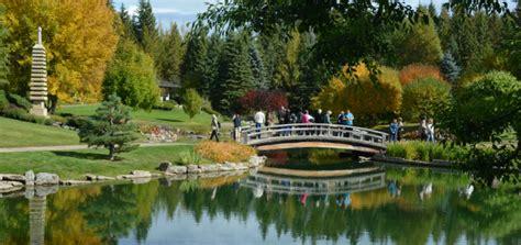 Botanical Garden Edmonton Edmonton Attractions Of Alberta Botanic Garden