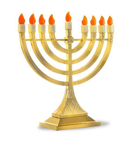 chanukah menorah light bulbs battery menorah electric for chanukkah everlasting led bulbs